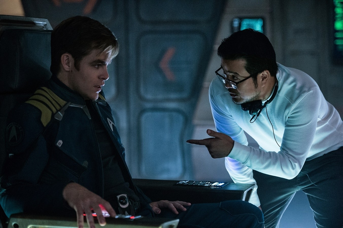 Star Trek Beyond Behind the Scenes Photos & Tech Specs