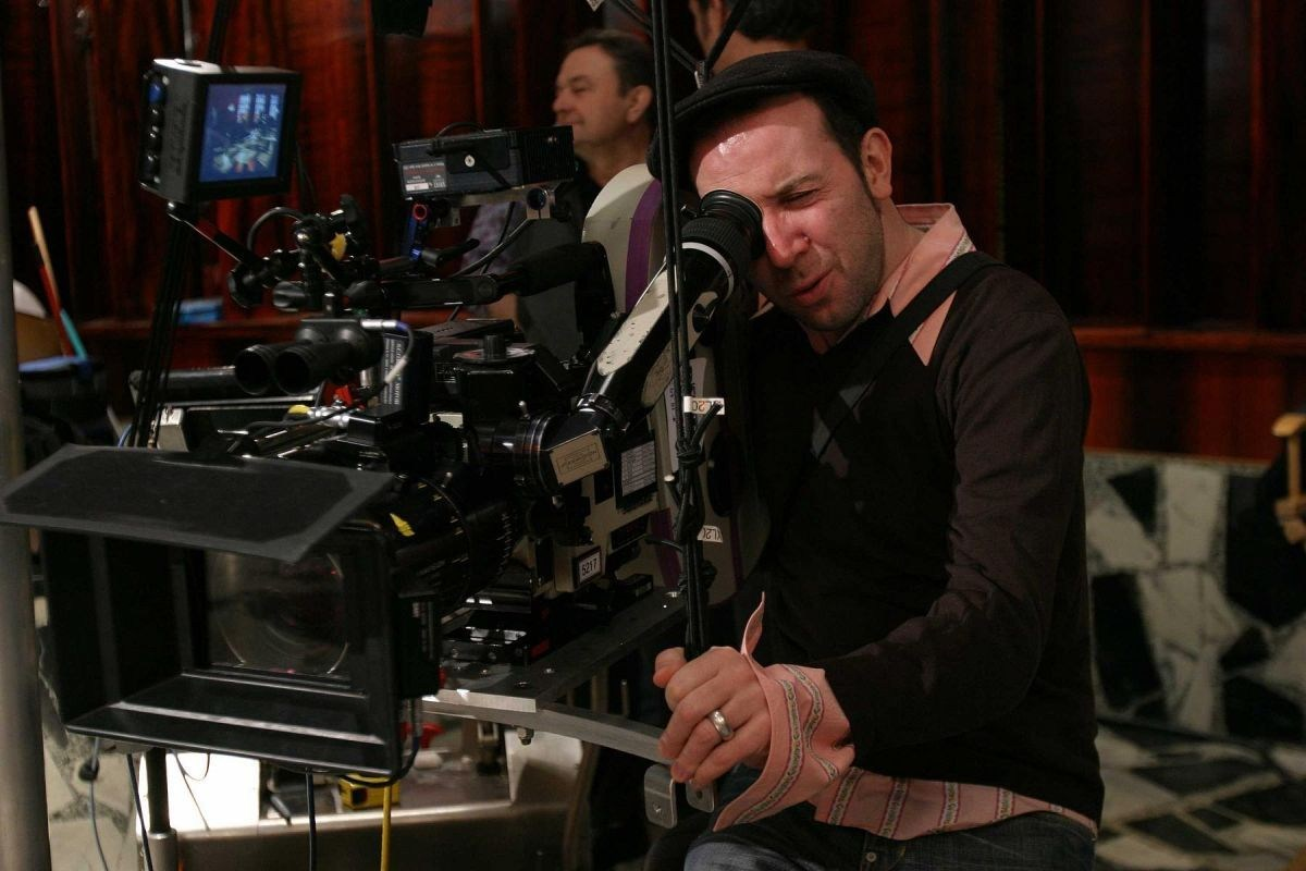 Paul McGuigan Directs Behind the Scenes
