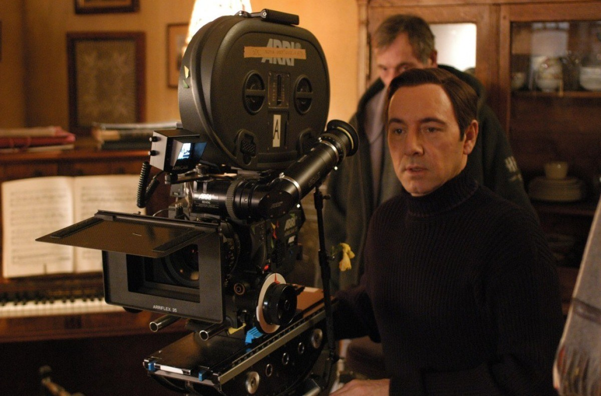 Kevin Spacey : Beyond the Sea (2004) Behind the Scenes