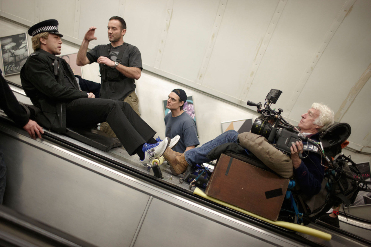 Filming Skyfall (2012) Behind the Scenes