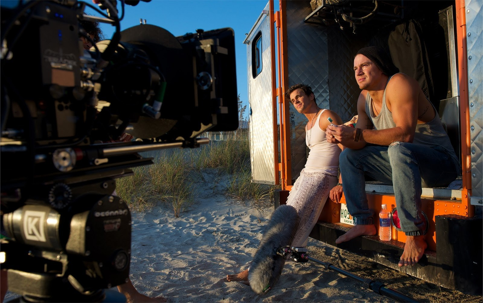 Magic Mike XXL Behind the Scenes Photos & Tech Specs