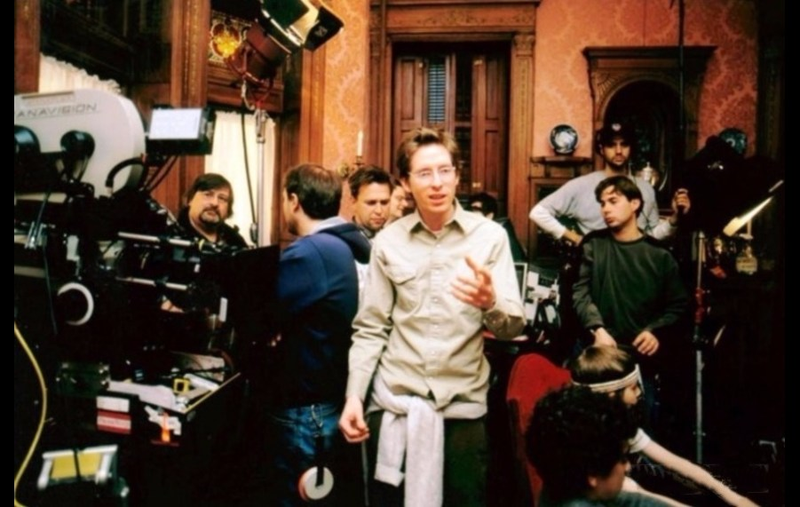 Wes Anderson Directs Behind the Scenes