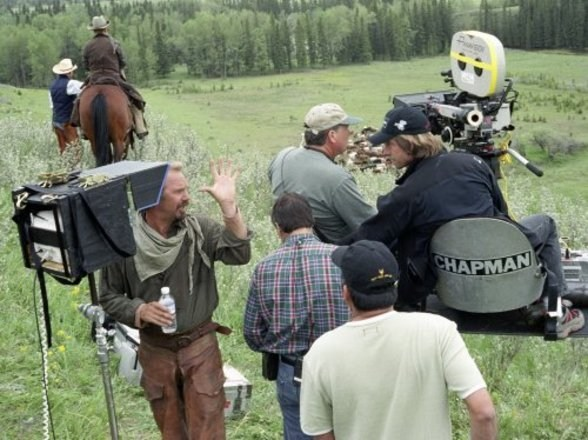 On Location : Open Range (2003) Behind the Scenes