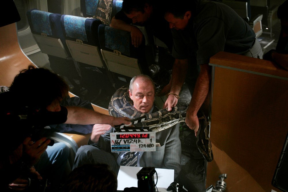 On Location : Snakes on a Plane (2006) Behind the Scenes