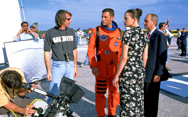 Armageddon Behind the Scenes Photos & Tech Specs