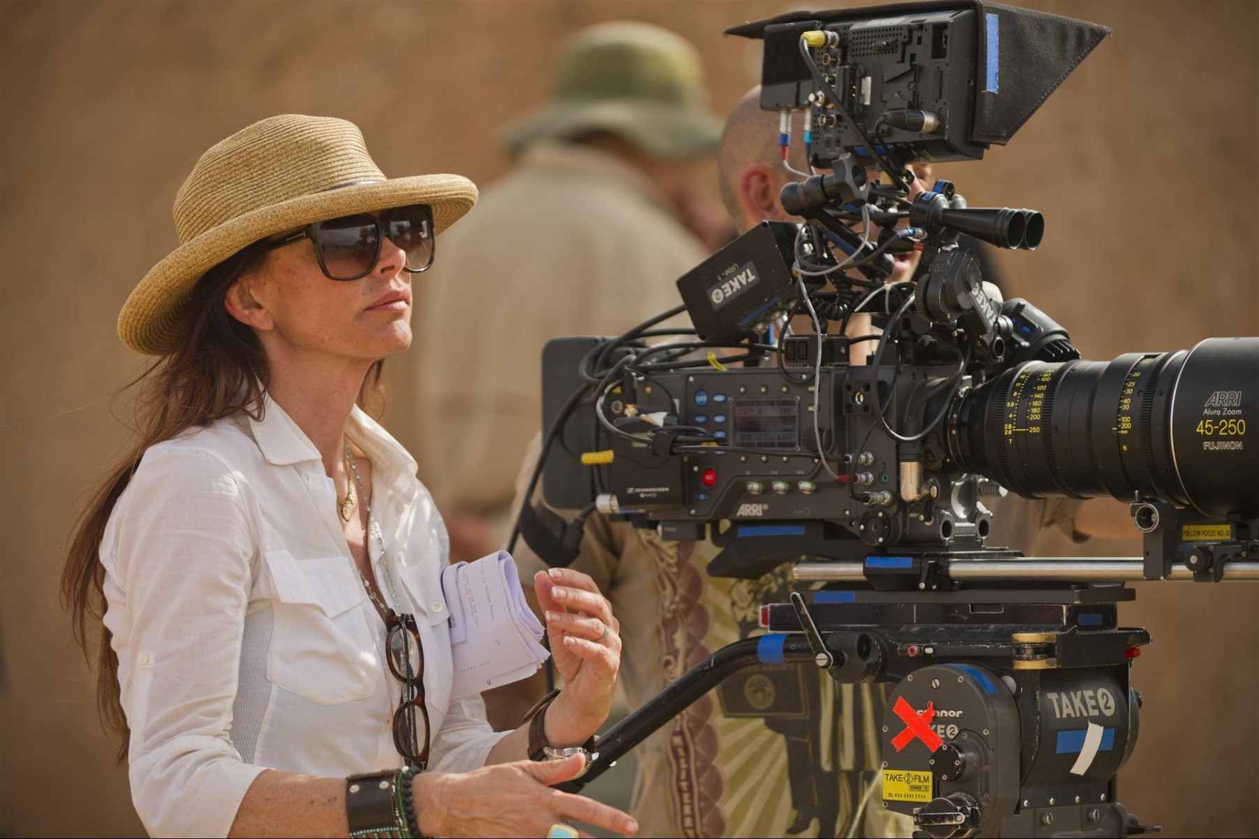 Roma Downey : The Bible (2013) Behind the Scenes