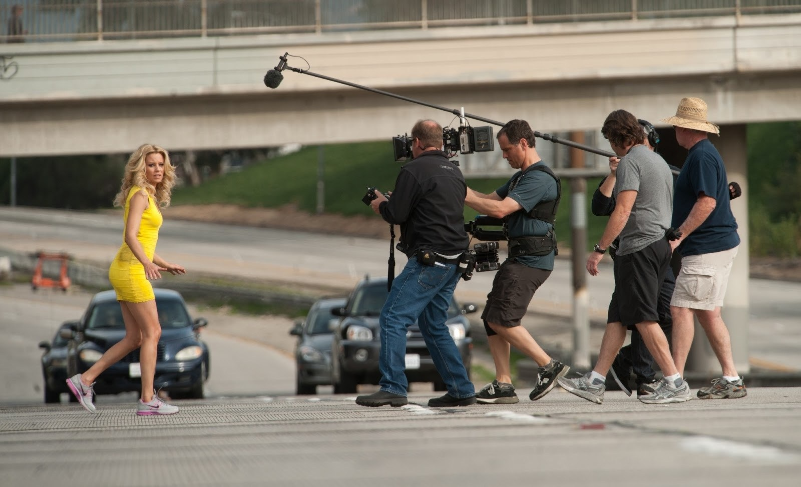 Filming Walk of Shame (2014) Behind the Scenes