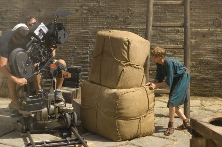 Filming The Last Legion (2007) Behind the Scenes