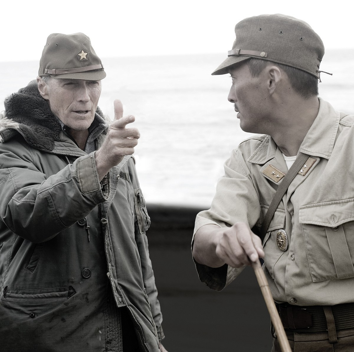 Letters from Iwo Jima Behind the Scenes Photos & Tech Specs