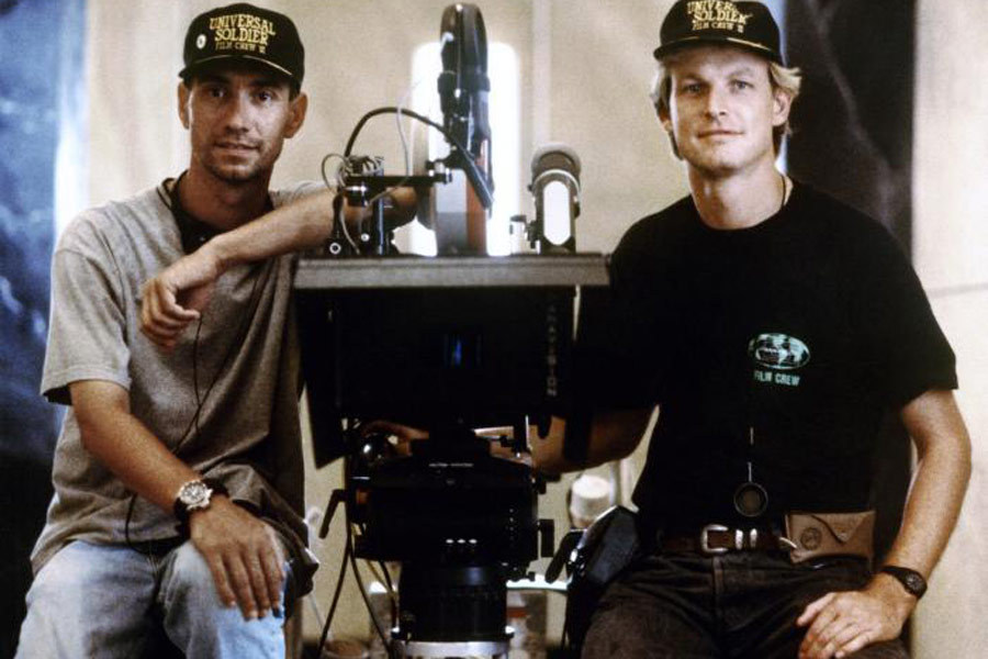 Universal Soldier Behind the Scenes Photos & Tech Specs