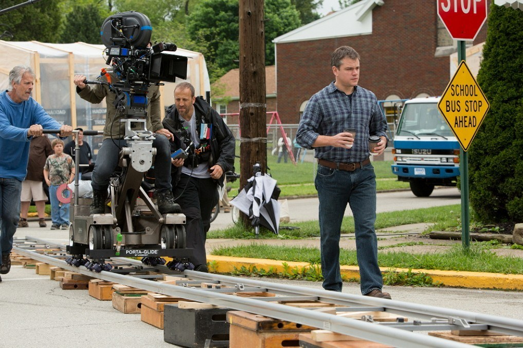 Filming Promised Land (2012) Behind the Scenes
