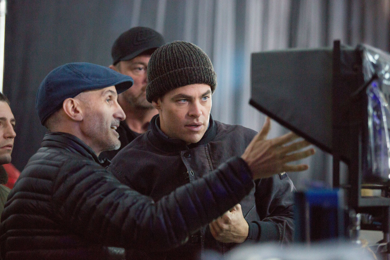 The Finest Hours Behind the Scenes Photos & Tech Specs