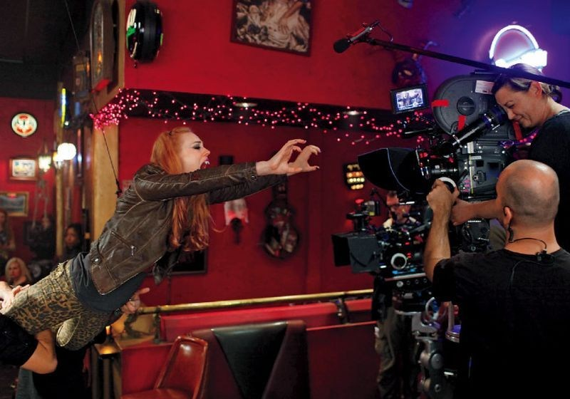 Filming True Blood (2008) Behind the Scenes