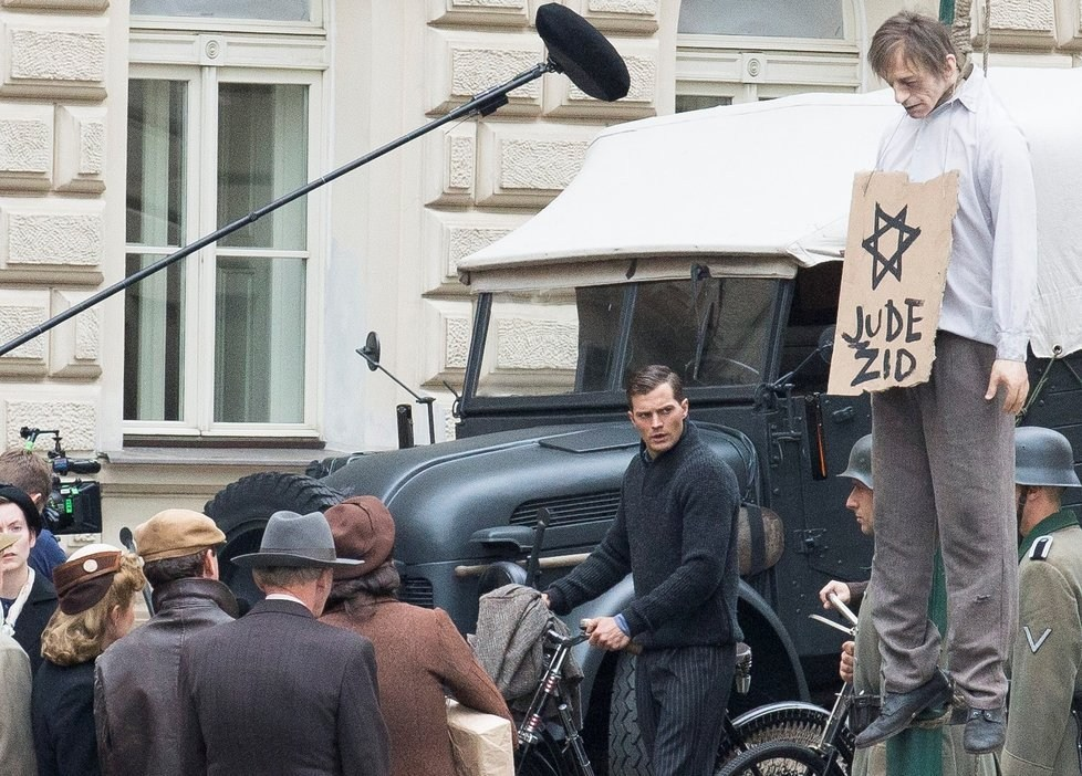 Anthropoid Behind the Scenes Photos & Tech Specs