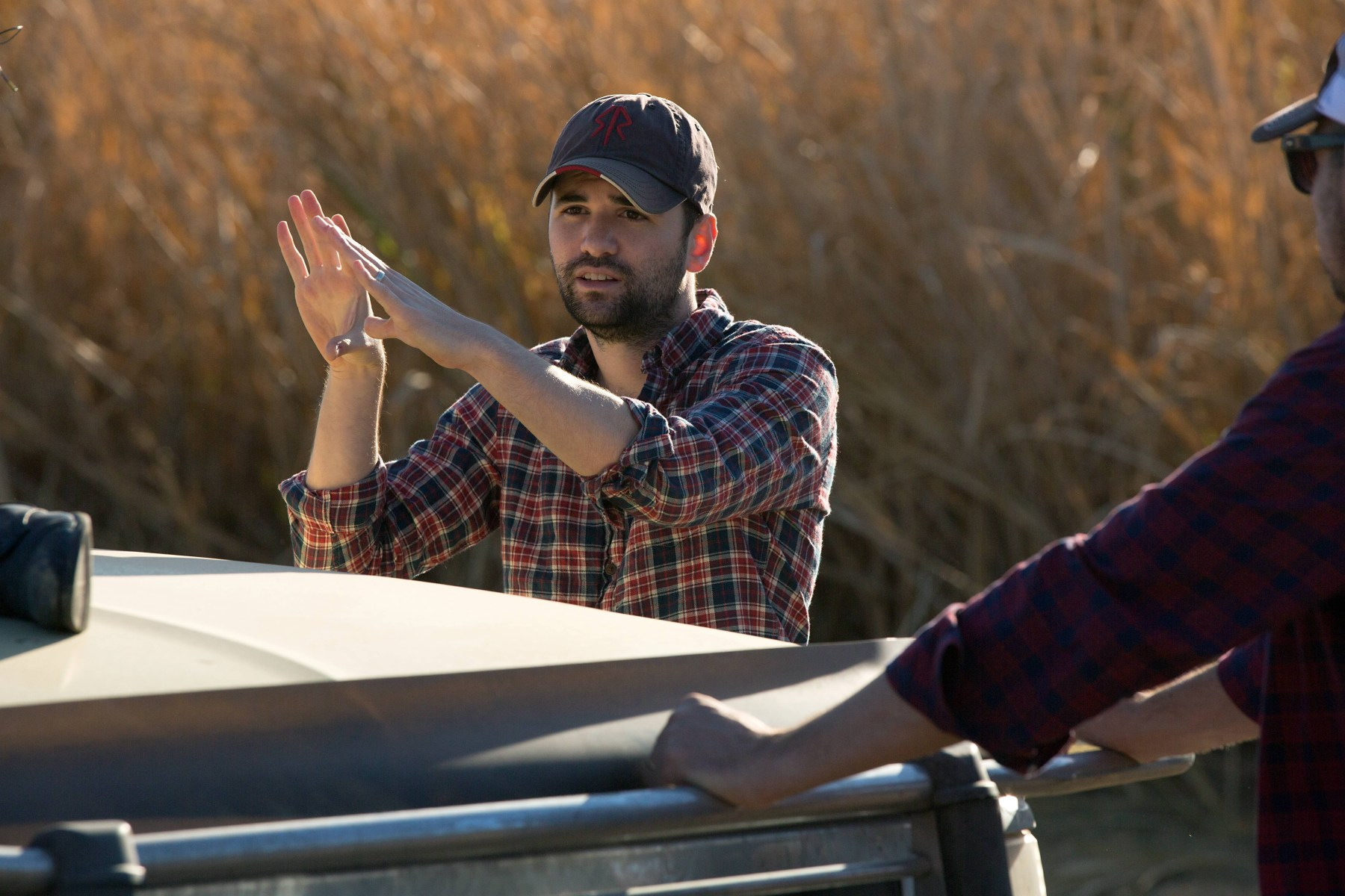 Dan Trachtenberg Directs Behind the Scenes
