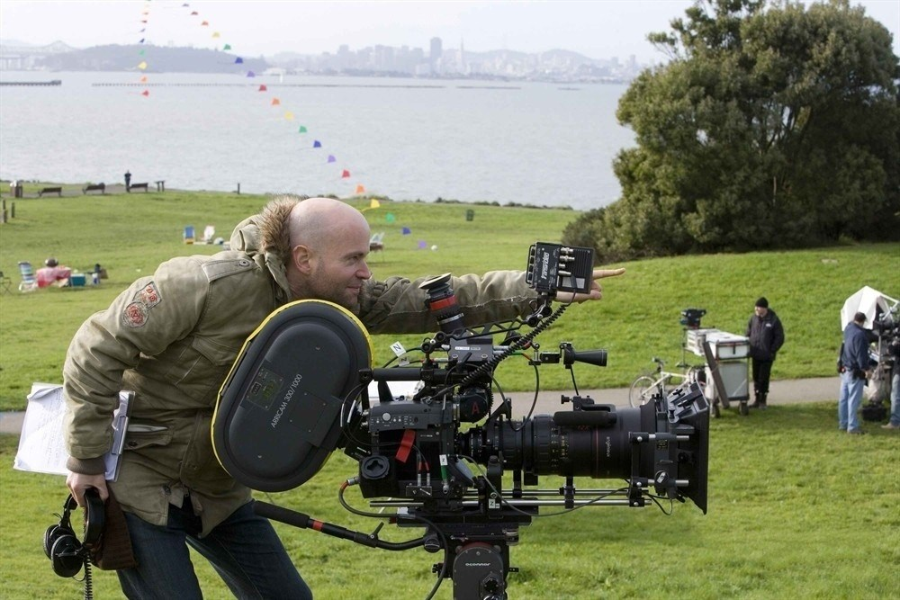 Marc Forster Directs Behind the Scenes