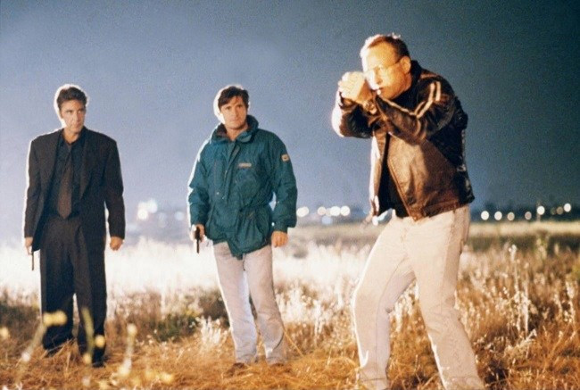 Michael Mann Directs Behind the Scenes
