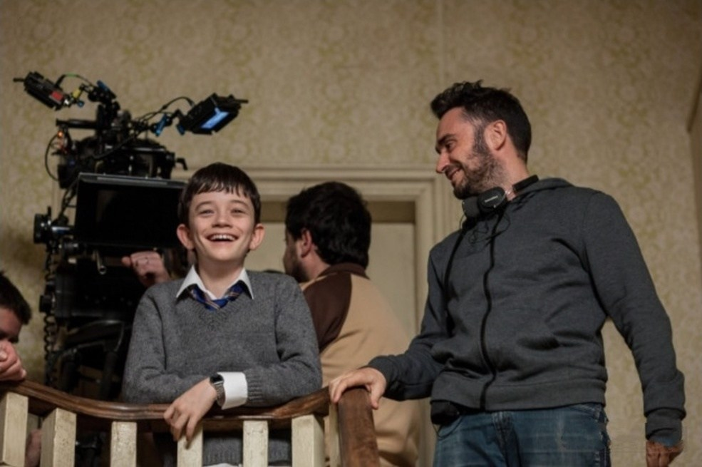 A Monster Calls Behind the Scenes Photos & Tech Specs