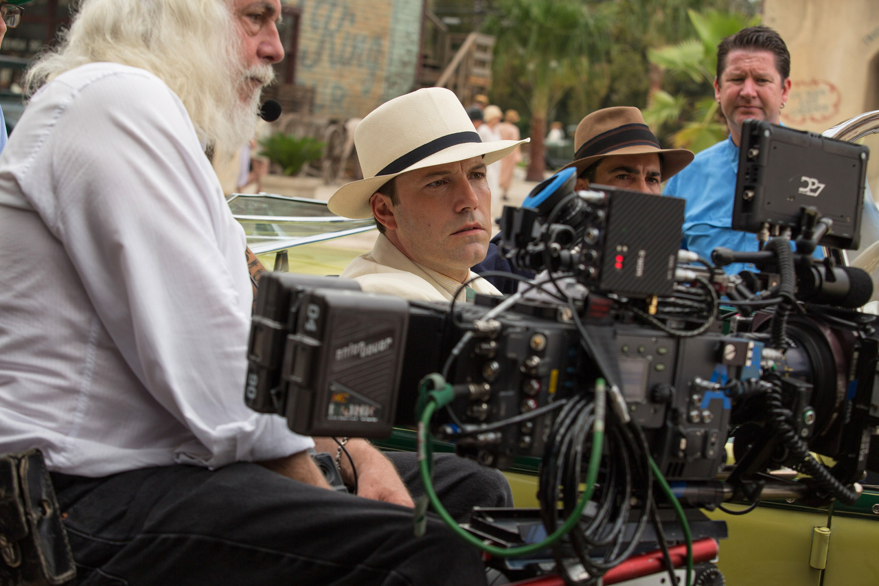 Live by Night Behind the Scenes Photos & Tech Specs