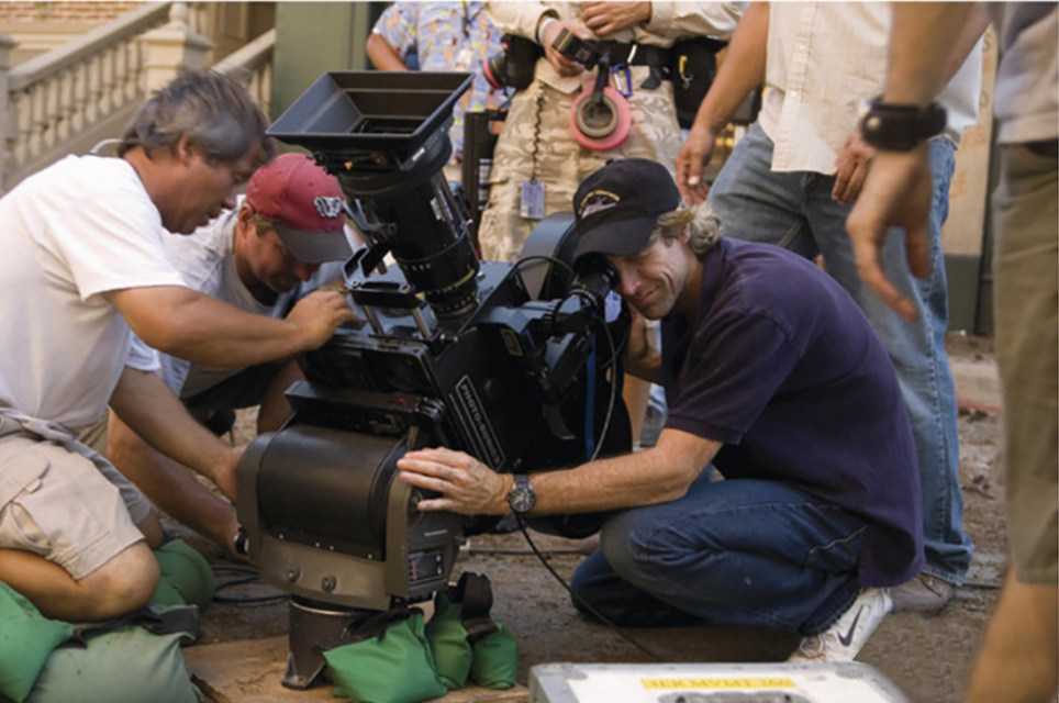 Transformers Behind the Scenes Photos & Tech Specs