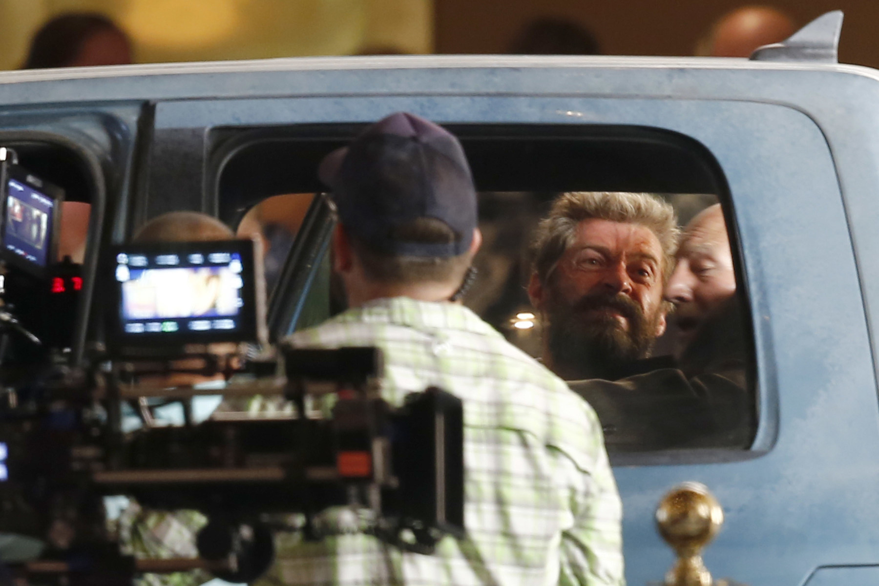 Filming Logan (2017) Behind the Scenes