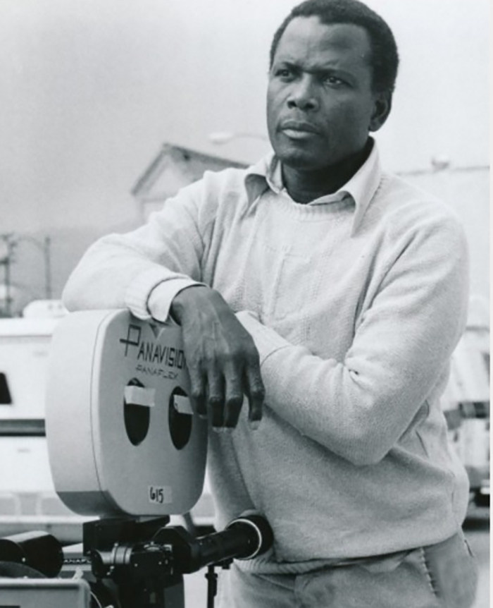 Sidney Poitier : Stir Crazy (1980) Behind the Scenes