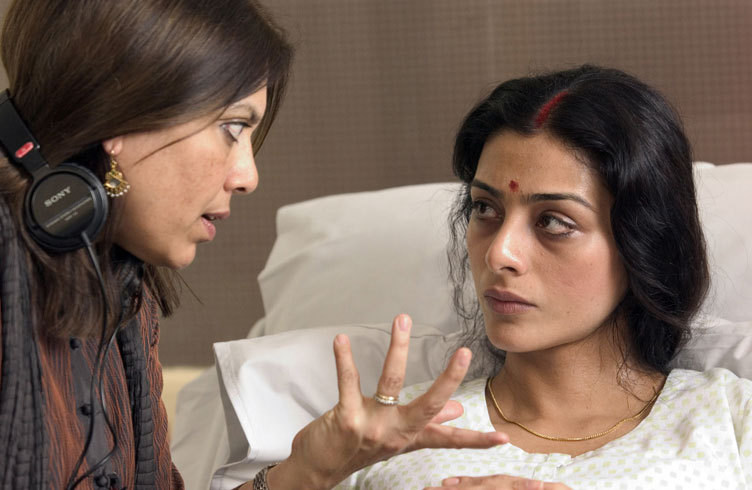 Mira and Tabu Behind the Scenes