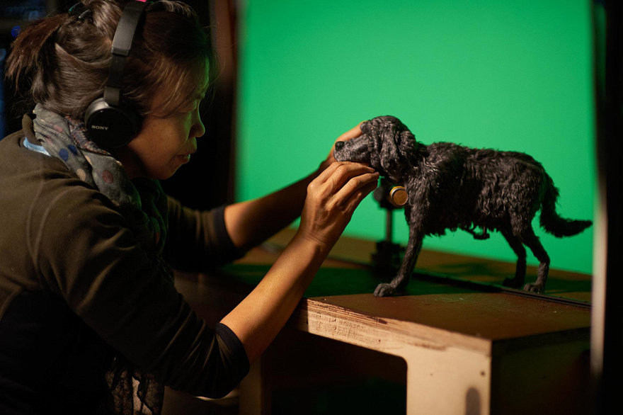 Isle of Dogs Behind the Scenes Photos & Tech Specs