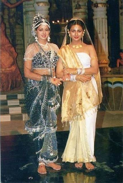 Moon Queen : Sridevi Behind the Scenes