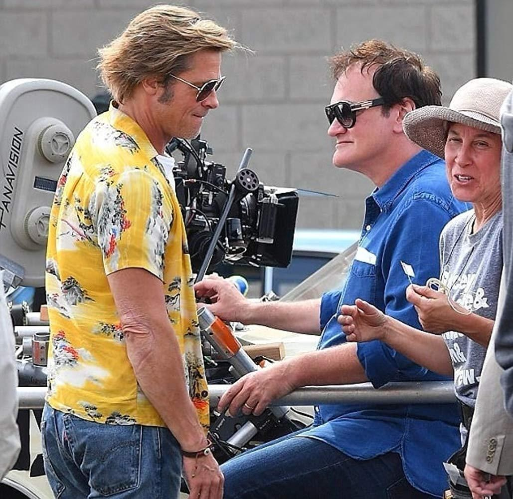 Once Upon a Time… in Hollywood Behind the Scenes Photos & Tech Specs