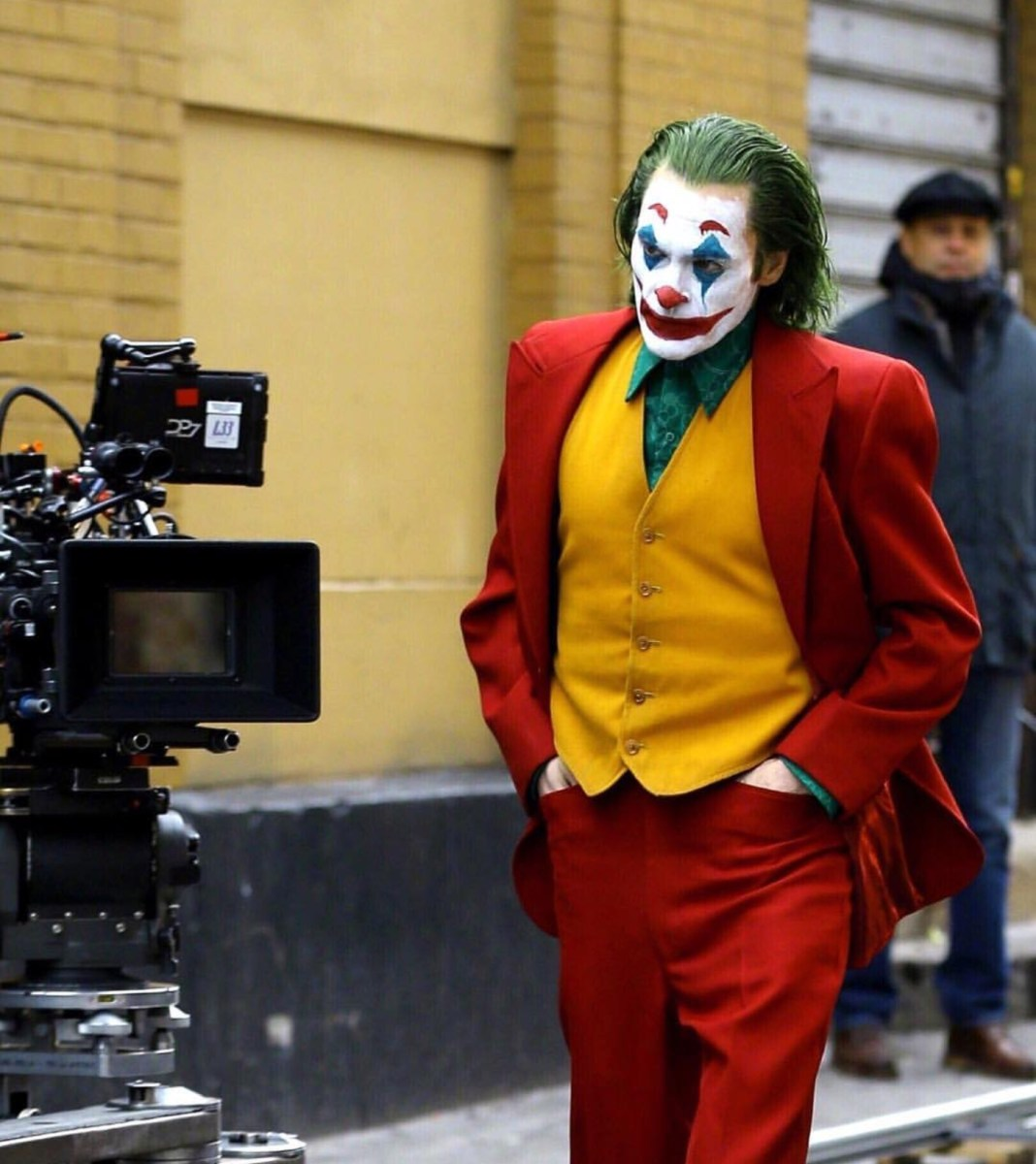 Joker Behind the Scenes Photos & Tech Specs