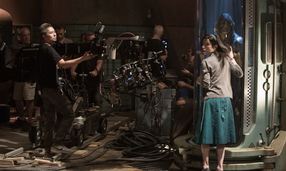 Filming The Shape of Water (2017) Behind the Scenes