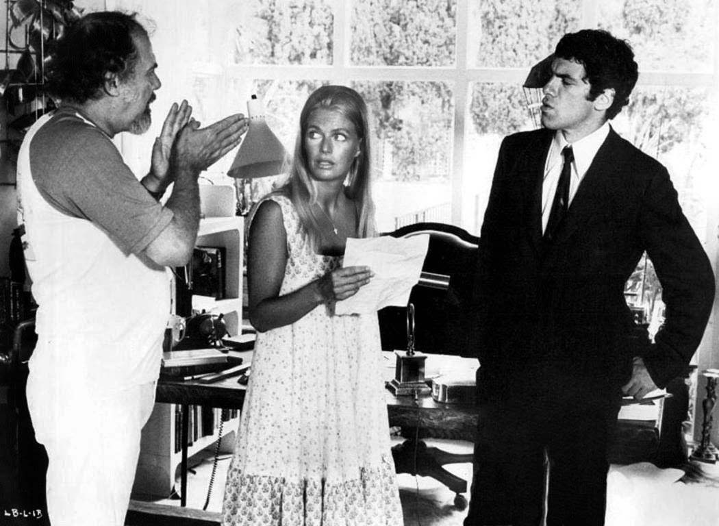 Robert Altman Directs Behind the Scenes