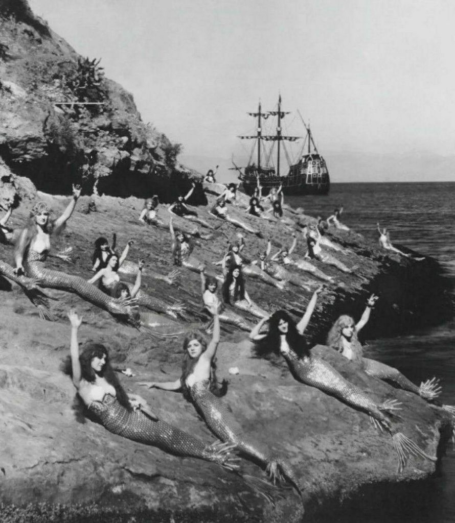 Filming Peter Pan (1924) Behind the Scenes
