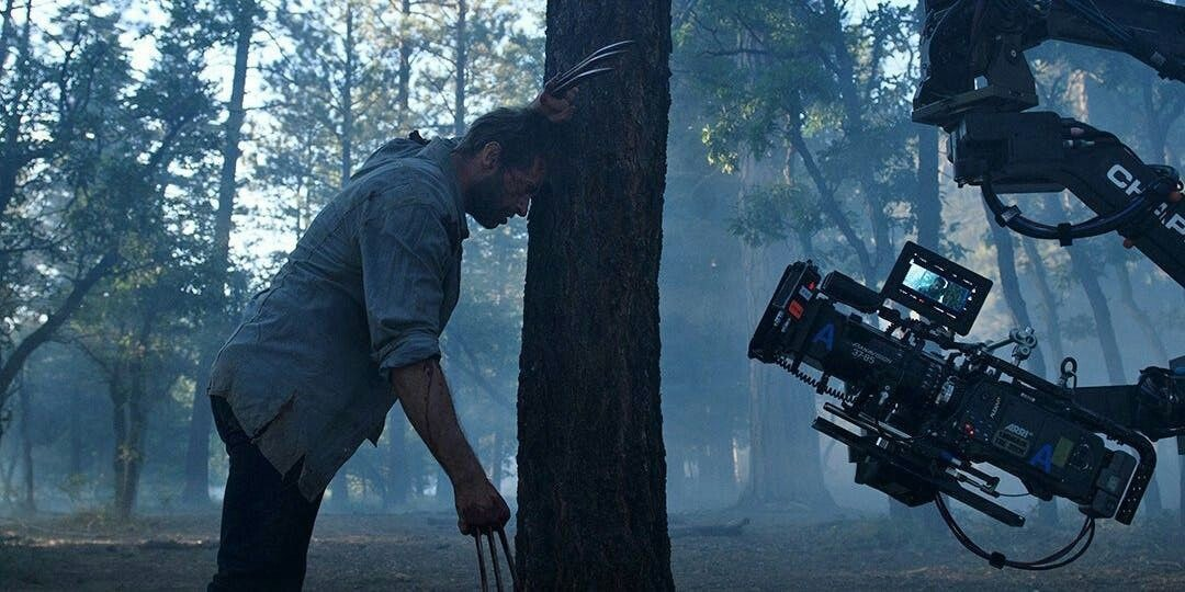 Logan Behind the Scenes Photos & Tech Specs