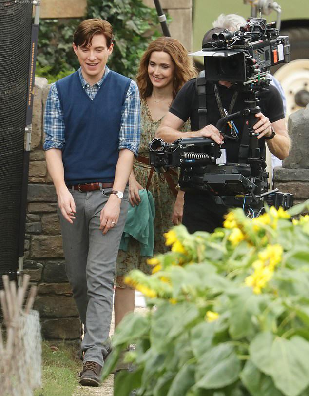 Filming Peter Rabbit 2 Behind the Scenes
