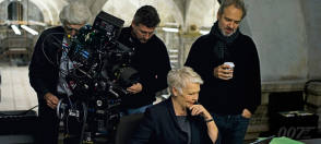 A Scene from Skyfall (2012) - Behind the Scenes photos