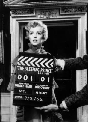 The Prince and the Showgirl (1957) - Behind the Scenes photos