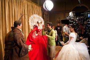 Mirror Mirror (2012) - Behind the Scenes photos