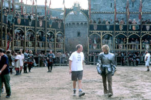 A Knight's Tale (2001) - Behind the Scenes photos
