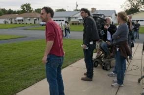A Serious Man (2009) - Behind the Scenes photos