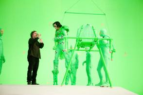 Tim & Crispin : Alice in Wonderland (2010) - Behind the Scenes photos