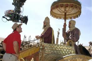 Alexander (2004) - Behind the Scenes photos