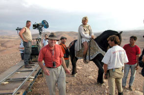 On Location : Alexander (2004) - Behind the Scenes photos