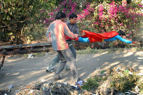 Supermen of Malegaon (2012) - Behind the Scenes photos