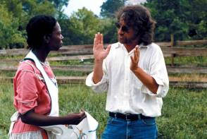 The Color Purple (1985) - Behind the Scenes photos
