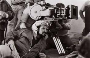 John Milius Directs - Behind the Scenes photos
