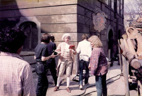 Amadeus (1984) - Behind the Scenes photos