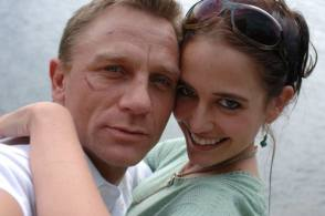 Eva & Daniel : Casino Royale (2006) - Behind the Scenes photos