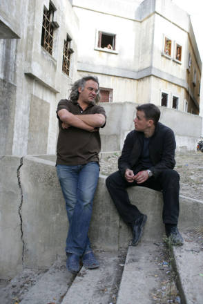 The Bourne Ultimatum (2007) - Behind the Scenes photos